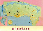 Map of the Summer Palace
